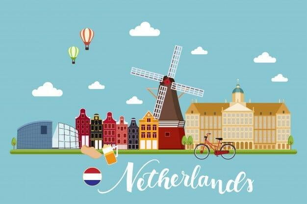 The Netherlands on a budget
