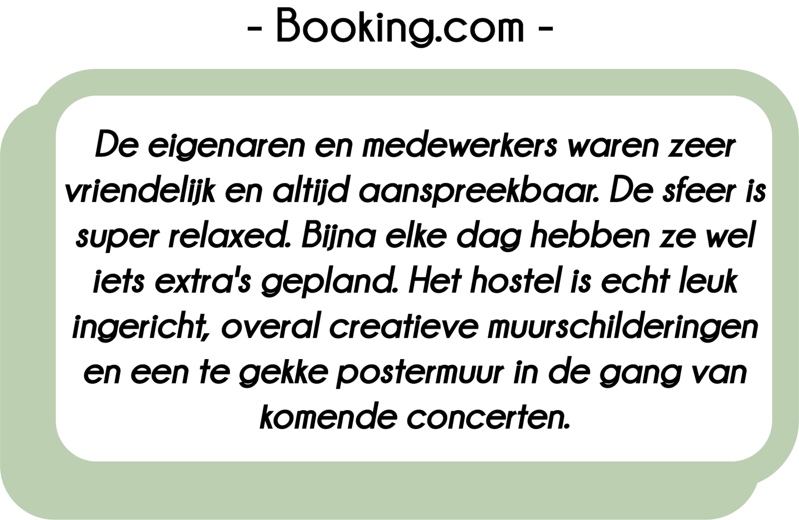 booking.com The Hague